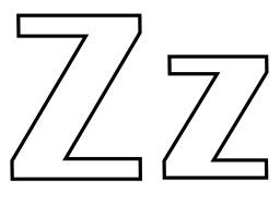 Lettres Z et z à colorier. Source : http://data.abuledu.org/URI/5331f673-lettres-z-et-z-a-colorier