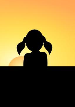 Lilyu au coucher de soleil. Source : http://data.abuledu.org/URI/5184dcd5-lilyu-au-coucher-de-soleil