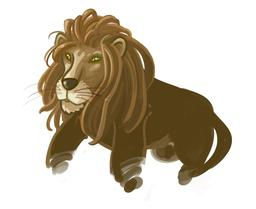 Lion. Source : http://data.abuledu.org/URI/572b7759-lion
