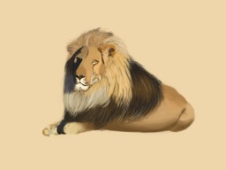 Lion. Source : http://data.abuledu.org/URI/572b7c4f-lion