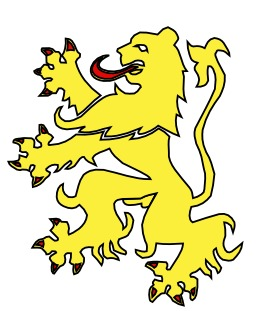 Lion rampant. Source : http://data.abuledu.org/URI/51cf5112-lion-rampant