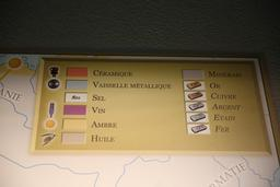 Liste des importations gauloises à Bordeaux. Source : http://data.abuledu.org/URI/5558d1d3-liste-des-importations-gauloises-a-bordeaux