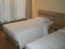 Lits d'hôtel à Hong Kong. Source : http://data.abuledu.org/URI/5335c1c8-lits-d-hotel-a-hong-kong