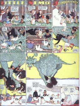 Little Nemo et le monstre. Source : http://data.abuledu.org/URI/564255d3-little-nemo-et-le-monstre