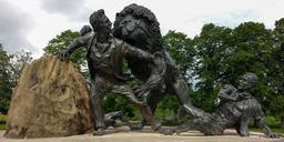 Livingstone et le Lion. Source : http://data.abuledu.org/URI/58753867-livingstone-et-le-lion