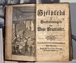 Livre de cuisine suédois de 1755. Source : http://data.abuledu.org/URI/52b95493-livre-de-cuisine-suedois-de-1755