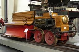 Locomotive électrique. Source : http://data.abuledu.org/URI/56546e3e-locomotive-electrique