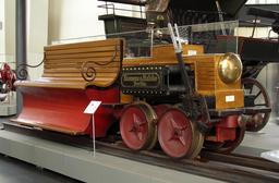 Locomotive électrique. Source : http://data.abuledu.org/URI/56546e3e-locomotive-electrique