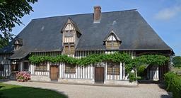 Logis du Roy à Vatteville-la-Rue. Source : http://data.abuledu.org/URI/555a398e-logis-du-roy-a-vatteville-la-rue