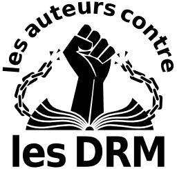 Logo contre les DRM. Source : http://data.abuledu.org/URI/506d5492-logo-contre-les-drm