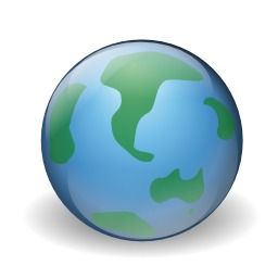 Logo de la géographie. Source : http://data.abuledu.org/URI/504bb9b4-logo-de-la-geographie