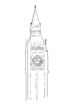 Londres Big Ben. Source : http://data.abuledu.org/URI/5026bdf6-londres-big-ben