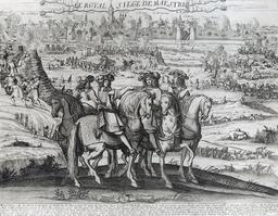 Louis XIV et le siège de Maastricht en 1673. Source : http://data.abuledu.org/URI/53f4bf53-louis-xiv-et-le-siege-de-maastricht-en-1673