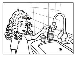 Luna fait sa toilette. Source : http://data.abuledu.org/URI/5836c6e8-luna-fait-sa-toilette