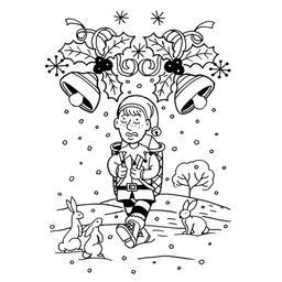 Lutin de Noël. Source : http://data.abuledu.org/URI/52b4d4e9-lutin-de-noel