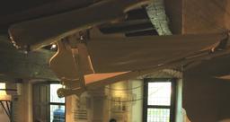 Machine volante de Léonard de Vinci. Source : http://data.abuledu.org/URI/55cce745-machine-volante-de-leonard-de-vinci