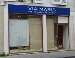 Magasin à La Rochelle. Source : http://data.abuledu.org/URI/5821ebae-magasin-a-la-rochelle