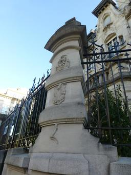Maison art nouveau avenue Foch à Nancy. Source : http://data.abuledu.org/URI/5819101e-maison-art-nouveau-avenue-foch-a-nancy
