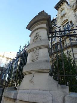 Maison art nouveau avenue Foch à Nancy. Source : http://data.abuledu.org/URI/5819101e-maison-art-nouveau-avenue-foch-a-nancy