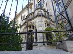 Maison art nouveau avenue Foch à Nancy. Source : http://data.abuledu.org/URI/5819104a-maison-art-nouveau-avenue-foch-a-nancy