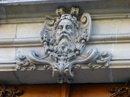 Maison art nouveau avenue Foch à Nancy. Source : http://data.abuledu.org/URI/58191140-maison-art-nouveau-avenue-foch-a-nancy