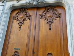 Maison art nouveau avenue Foch à Nancy. Source : http://data.abuledu.org/URI/5819116f-maison-art-nouveau-avenue-foch-a-nancy