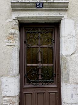 Maison de 1523 à Salies-de-Béarn. Source : http://data.abuledu.org/URI/58662598-maison-de-1523-a-salies-de-bearn