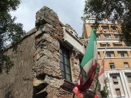 Maison de Christophe Colomb à Gênes. Source : http://data.abuledu.org/URI/573b83ff-maison-de-christophe-colomb-a-genes