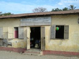 Maison de la femme et de l'enfant à Carabane au Sénégal. Source : http://data.abuledu.org/URI/54936531-maison-de-la-femme-et-de-l-enfant-a-carabane-au-senegal