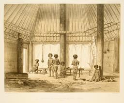 Maison des esprits à Labouka. Source : http://data.abuledu.org/URI/5980b468-maison-des-esprits-a-labouka