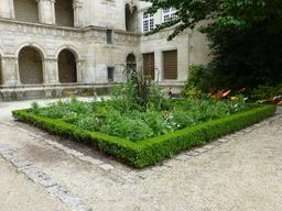 Maison Henry II à La Rochelle. Source : http://data.abuledu.org/URI/5821e956-maison-henry-ii-a-la-rochelle
