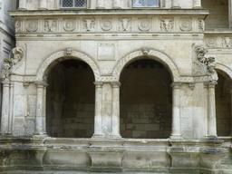 Maison Henry II à La Rochelle. Source : http://data.abuledu.org/URI/5821e9a2-maison-henry-ii-a-la-rochelle