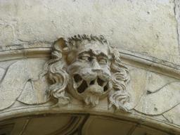 Maison Henry II à La Rochelle. Source : http://data.abuledu.org/URI/5821e9c5-maison-henry-ii-a-la-rochelle