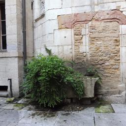 Maison Maillard 38 rue des forges à Dijon. Source : http://data.abuledu.org/URI/59d47697-maison-maillard-38-rue-des-forges-a-dijon