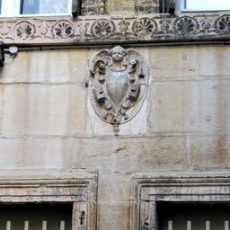 Maison Maillard 38 rue des forges à Dijon. Source : http://data.abuledu.org/URI/59d47719-maison-maillard-38-rue-des-forges-a-dijon