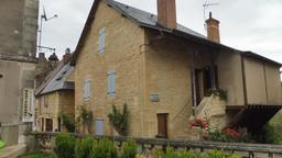 Maison médiévale à Montignac-24. Source : http://data.abuledu.org/URI/5994ea54-maison-medievale-a-montignac-24