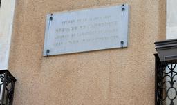 Maison natale de Bernard de La Monnoye à Dijon. Source : http://data.abuledu.org/URI/59d47d10-maison-natale-de-bernard-de-la-monnoye-a-dijon