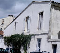 Maison traditionnelle à Bordeaux-Belcier. Source : http://data.abuledu.org/URI/5920c530-maison-traditionnelle-a-bordeaux-belcier
