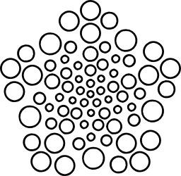 Mandala à colorier. Source : http://data.abuledu.org/URI/533136ec-mandala-a-colorier
