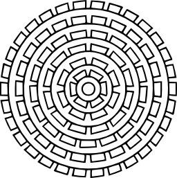 Mandala à colorier. Source : http://data.abuledu.org/URI/53313c2f-mandala-a-colorier