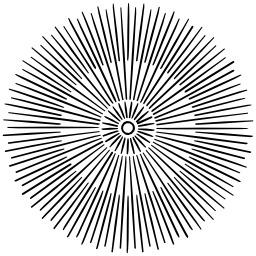 Mandala à colorier. Source : http://data.abuledu.org/URI/53313c6c-mandala-a-colorier