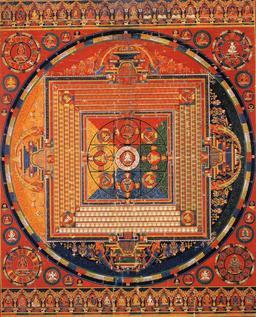 Mandala de Vajradhatu. Source : http://data.abuledu.org/URI/529e320a-mandala-de-vajradhatu