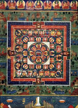 Mandala du XIXème siècle. Source : http://data.abuledu.org/URI/529e6499-mandala-du-xixeme-siecle