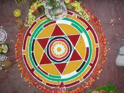 Mandala hindou. Source : http://data.abuledu.org/URI/529e38e0-mandala-hindou