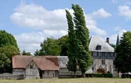 Manoir normand à Sahurs. Source : http://data.abuledu.org/URI/555b1d5c-manoir-normand-a-sahurs