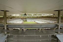 Maquette du stade de France à France Miniature. Source : http://data.abuledu.org/URI/5645af71-maquette-du-stade-de-france-a-france-miniature