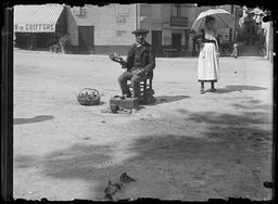 Marchand de gentiane en 1897. Source : http://data.abuledu.org/URI/573ad03a-marchand-de-gentiane-en-1897