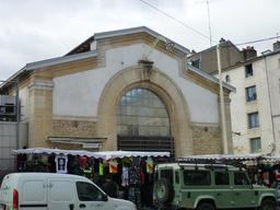 Marché couvert de Nancy. Source : http://data.abuledu.org/URI/581a40a5-marche-couvert-de-nancy