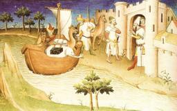 Marco Polo en voyage. Source : http://data.abuledu.org/URI/5040f933-marco-polo-en-voyage