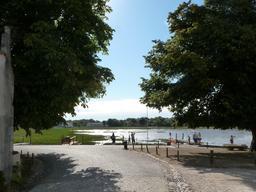 Marée descendante dans l'anse de Talmont. Source : http://data.abuledu.org/URI/55be1265-maree-descendante-dans-l-anse-de-talmont